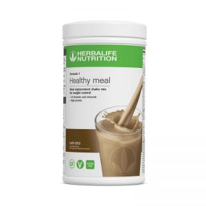 Vercors sports team_F1 café latté_herbalife nutrition