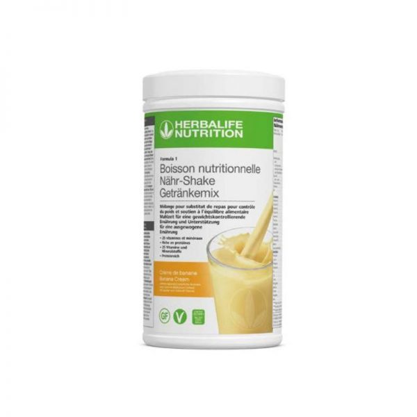 Vercors sports team_F1 creme de banane_herbalife nutrition