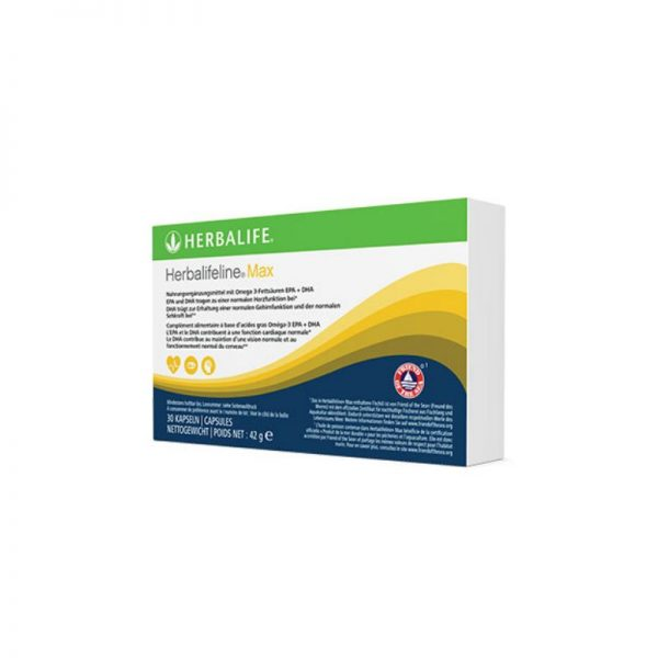 Vercors Sports Team - Herbaline Line Max - Herbalife Nutrition