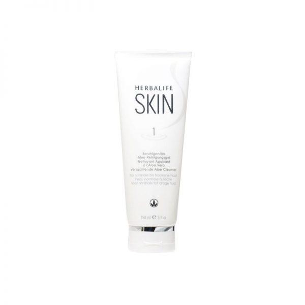 Vercors sports team - Skin nettoyant à l'Aloe Vera_herbalife nutrition