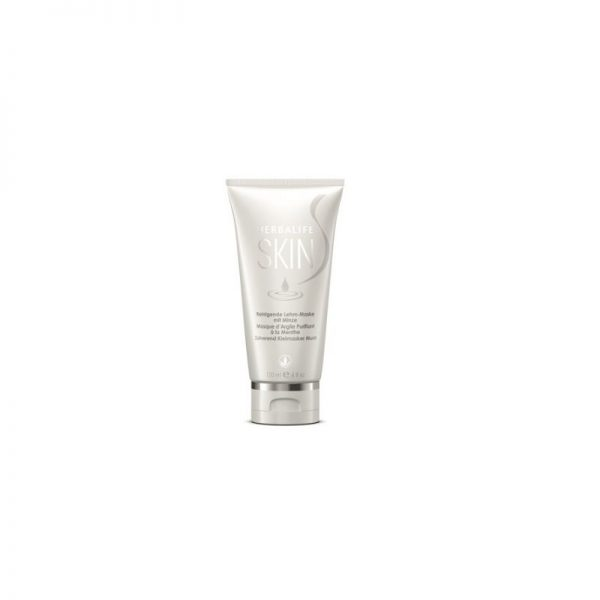 Vercors sports team - Skin Masque à l'agile menthe _herbalife nutrition