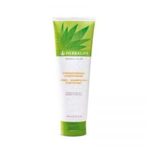 Vercors Sports Team - après shampoing fortifiant Aloe Vera - Herbalife Nutrition