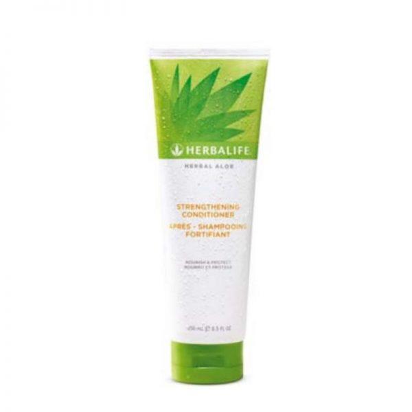 Vercors Sports Team - après shampoing fortifiant Aloe Vera - Herbalife Nutrition