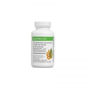 Vercors Sports Team Complément alimentaire Fibres & plantes Herbalife nutrition