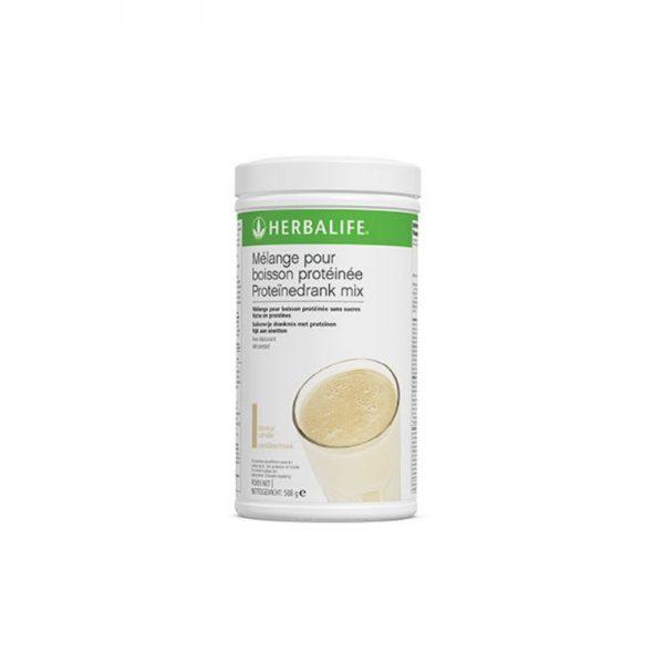 Vercors sports team -Mélange pour boisson proteinée_herbalife nutrition