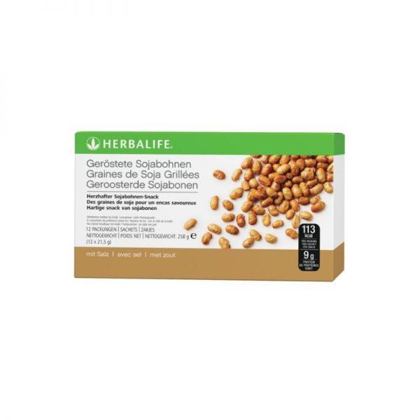 Vercors sports team - Graines de soja grillées_herbalife nutrition