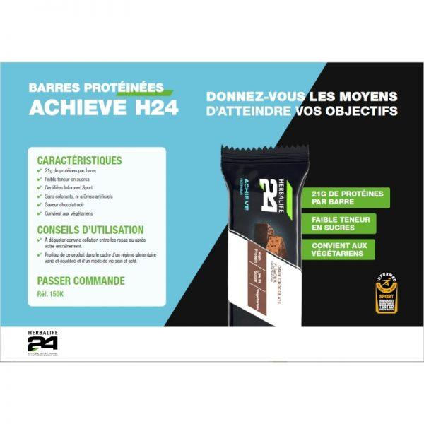 BARRE protéinée H24- Herbalife - Vercors Sports Team (3)